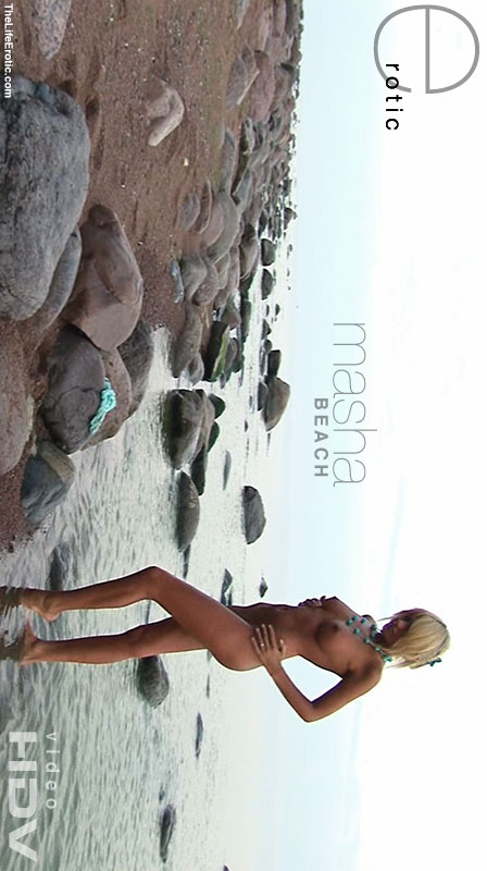 Masha - `Beach` - for TLE ARCHIVES