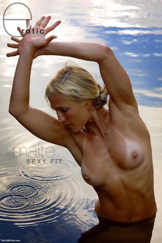 Maite - `Athletic Body` - for TLE ARCHIVES