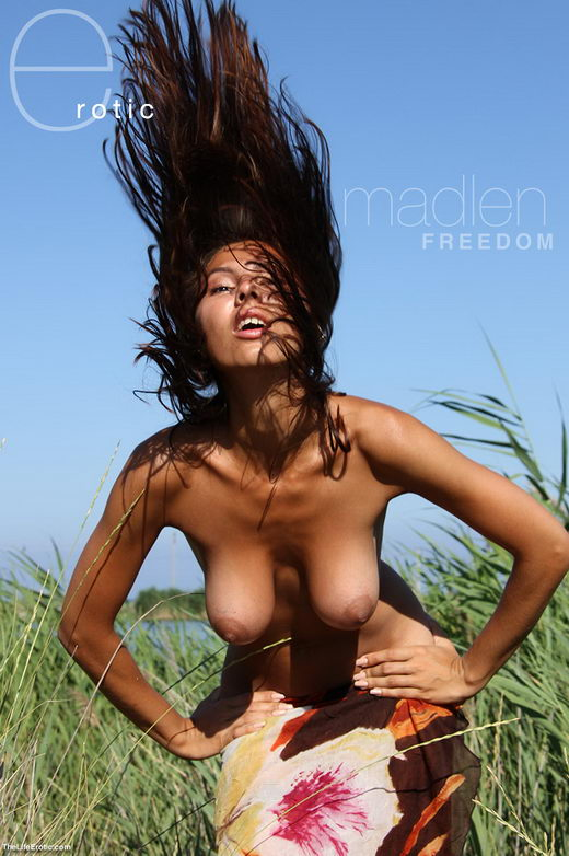 Madlen - `Freedom` - for TLE ARCHIVES