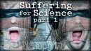 Abigail Dupree & London River in Suffering For Science Part 1 video from TOPGRL