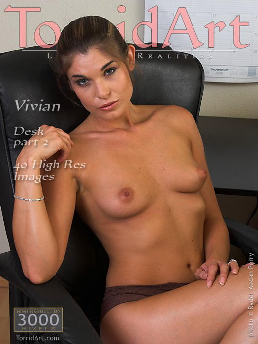 Vivian - `Desk Part 2` - by Ryder Aedan Perry for TORRIDART
