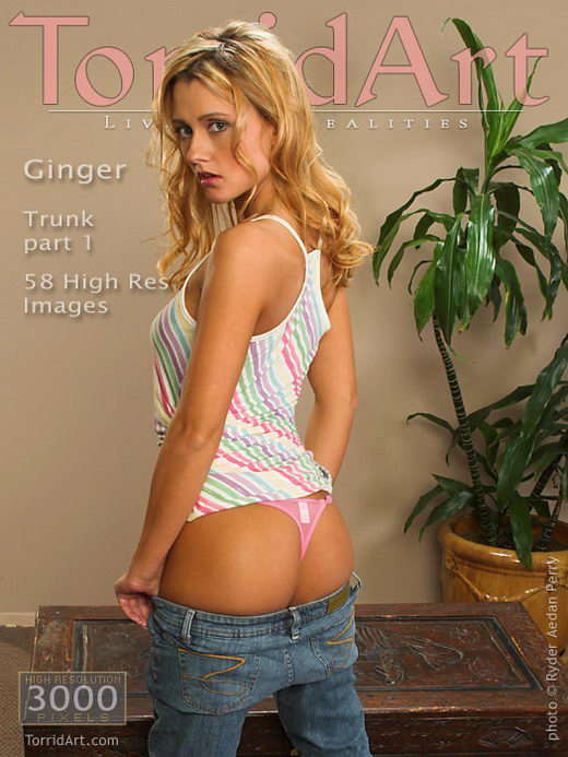 Ginger - `Trunk Part 1` - by Ryder Aedan Perry for TORRIDART
