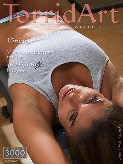 Vivian - `Bench Part 1` - by Ryder Aedan Perry for TORRIDART