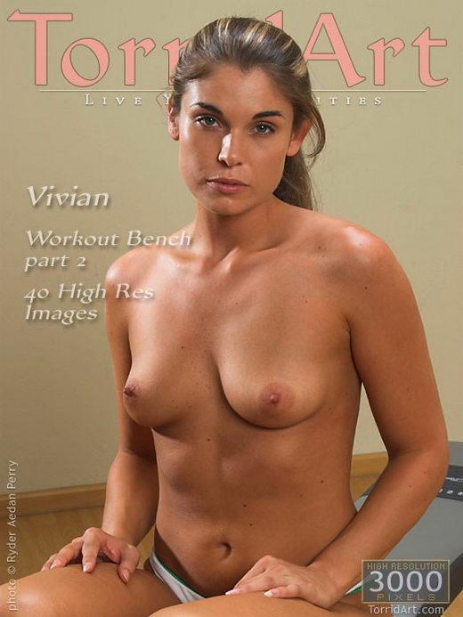 Vivian - `Bench Part 2` - by Ryder Aedan Perry for TORRIDART
