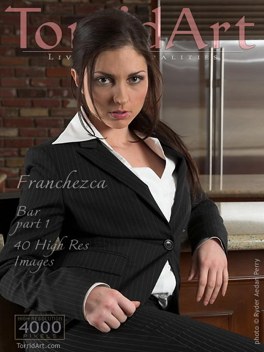 Franchezca - `Bar Part 1` - by Ryder Aedan Perry for TORRIDART