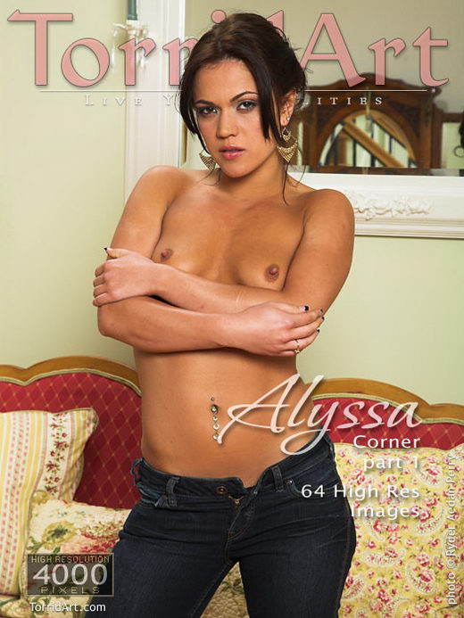 Alyssa - `Corner Part 1` - by Ryder Aedan Perry for TORRIDART