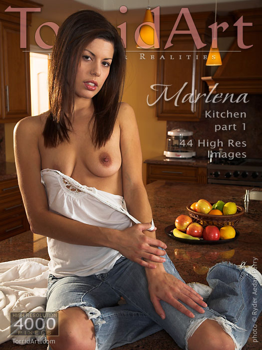 Marlena - `Kitchen - Part 1` - by Ryder Aedan Perry for TORRIDART