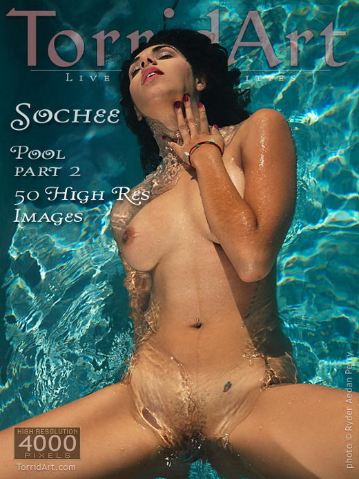Sochee - `Pool - Part 2` - by Ryder Aedan Perry for TORRIDART