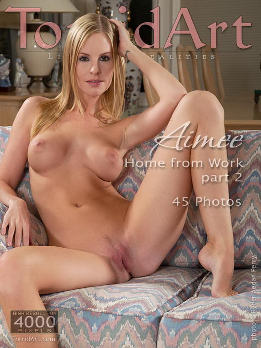 Aimee - `Home From Work - Part 2` - by Ryder Aedan Perry for TORRIDART