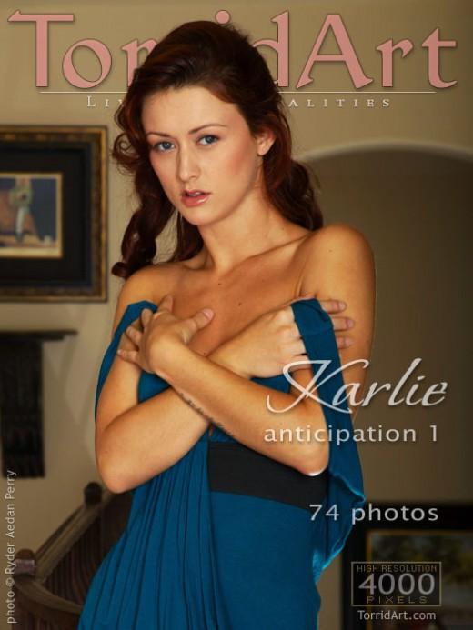 Karlie - `Anticipation 1` - by Ryder Aedan Perry for TORRIDART