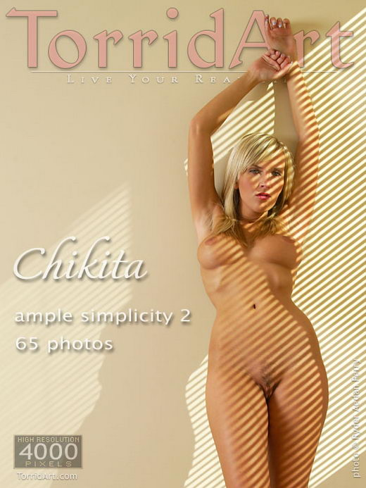 Chikita - `Ample Simplicity 2` - by Ryder Aedan Perry for TORRIDART
