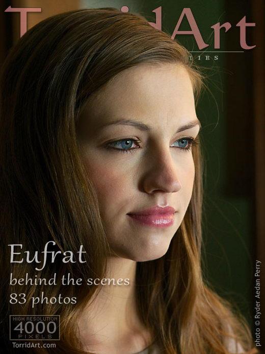 Eufrat - `Behind the Scenes` - by Ryder Aedan Perry for TORRIDART