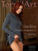 Jayden - Simple Elegance 1