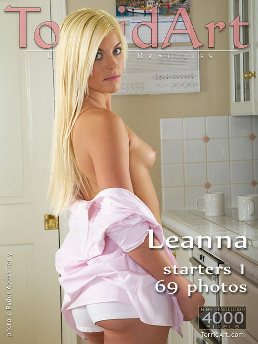 Leanna - `Starters 1` - by Ryder Aedan Perry for TORRIDART