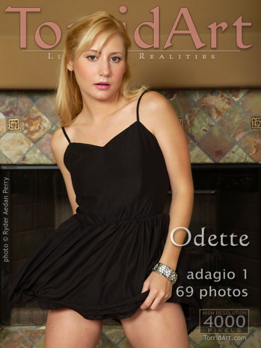 Odette - `Adagio 1` - by Ryder Aedan Perry for TORRIDART