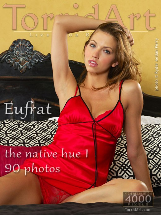 Eufrat - `The Native Hue 1` - by Ryder Aedan Perry for TORRIDART