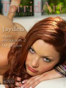 Jayden in Open Invitation 2 gallery from TORRIDART by Ryder Aedan Perry