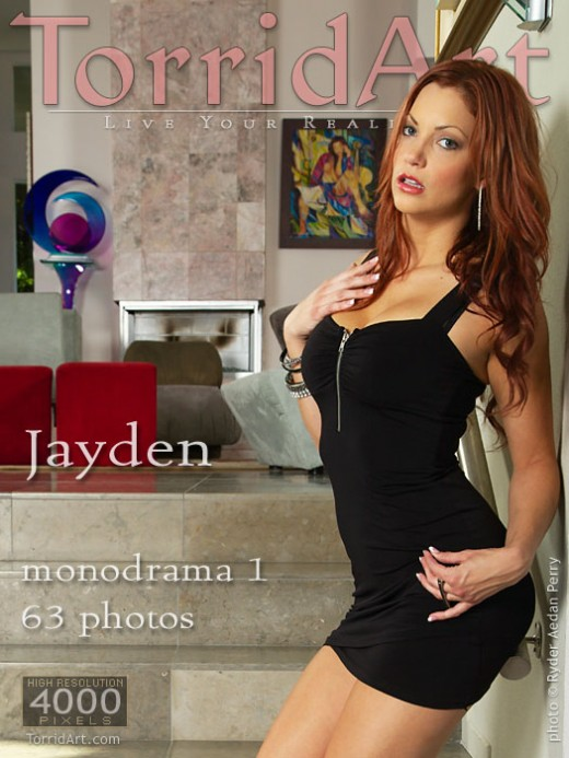 Jayden - `Monodrama 1` - by Ryder Aedan Perry for TORRIDART