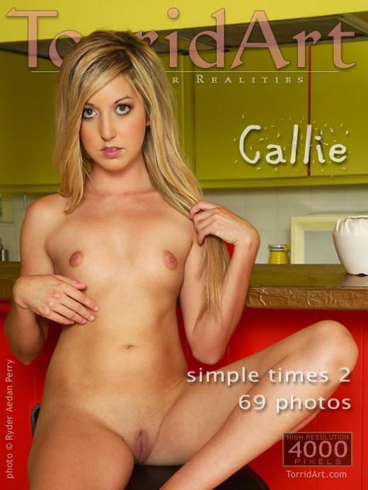 Callie - `Simple Times 2` - by Ryder Aedan Perry for TORRIDART