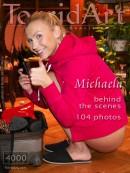 Michaela - Behind The Scenes