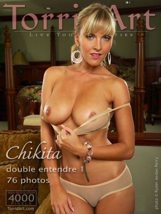Chikita - `Double Entendre 1` - by Ryder Aedan Perry for TORRIDART