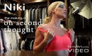 Niki - Making of On Second Thought
