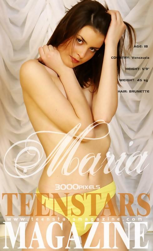 Maria - for TSM MODELS