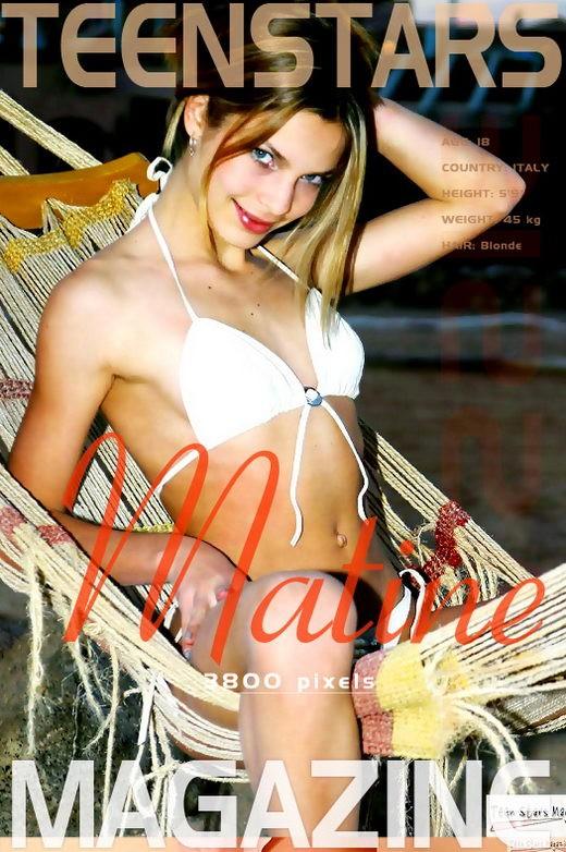Martine - for TSM MODELS