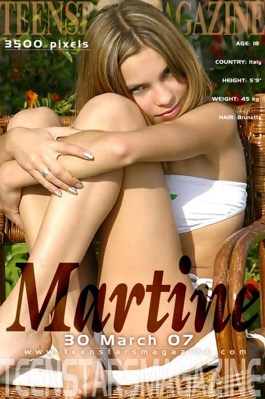 Martine - for TSM MODELS