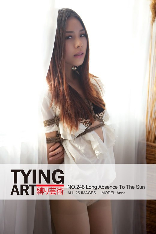Anna - `248 - Long Absence to the Sun` - for TYINGART