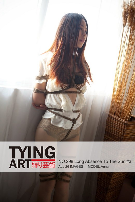 Anna - `298 - Long Absence to the Sun #3` - for TYINGART