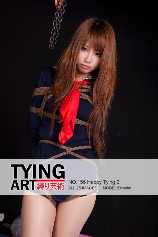 Dimdim - `156 - Happy Tying 2` - for TYINGART