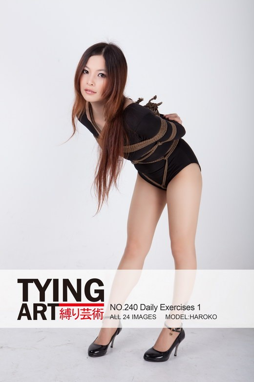 Haroko - `240 - Daily Exercise 1` - for TYINGART