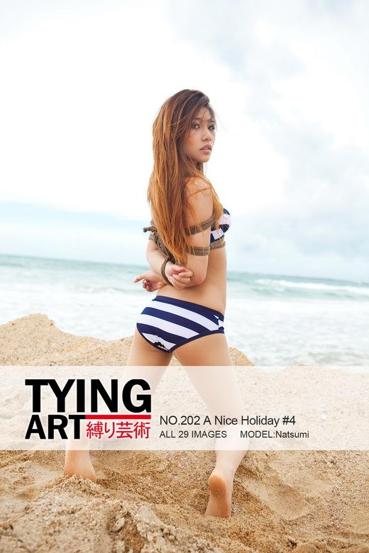 Natsumi - `202 - A Nice Holiday 4` - for TYINGART
