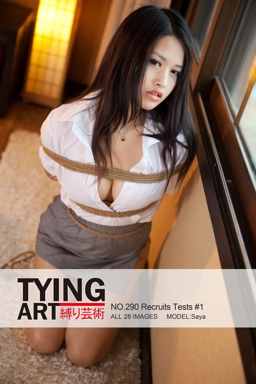 Saya - `290 - Recruits Test #1` - for TYINGART