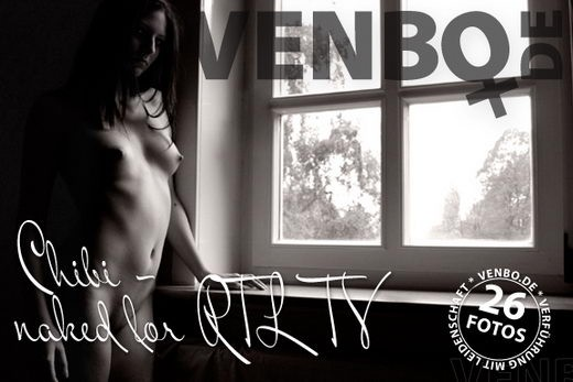 Chibi - `Naked For RTL TV` - by Tom Hiller for VENBO