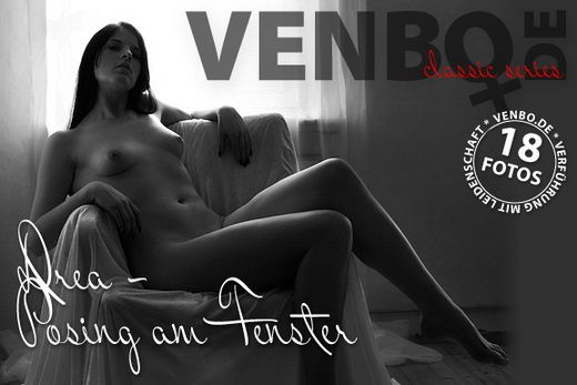 Drea - `Posing Sm Fenster` - by Tom Hiller for VENBO
