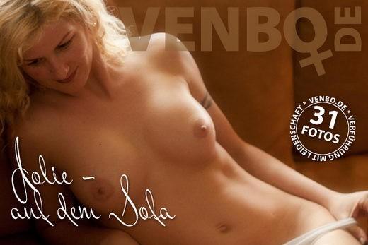 Jolie - `Auf Dem Sofa` - by Tom Hiller for VENBO