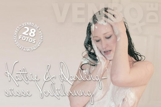 Kathi - `Verfuehrung` - by Tom Hiller for VENBO