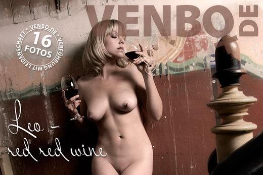 Leo - `Red Red Wine` - by Tom Hiller for VENBO