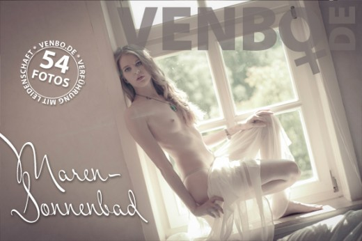 Maren - `Sonnenbad` - by Tom Hiller for VENBO