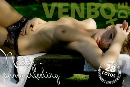Naddy - `Summerfeeling` - by Tom Hiller for VENBO