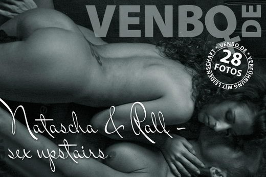 Natascha - `Sex Upstairs` - by Tom Hiller for VENBO