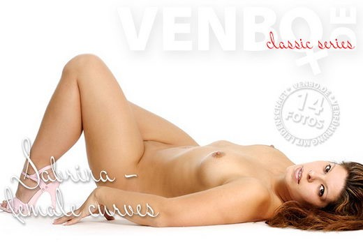 Sabrina - `Female Curves` - by Tom Hiller for VENBO