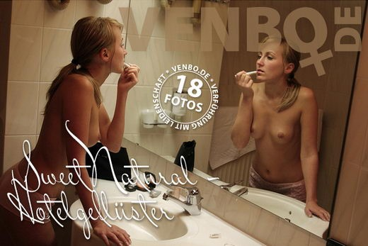 Sweetnatural - `Hotelgeflüster` - by Tom Hiller for VENBO