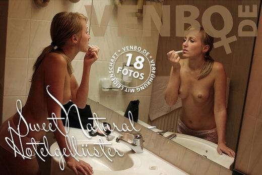 Sweetnatural - `Hotelgeflüster` - by Tom Hiller for VENBO