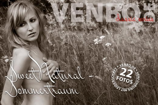 Sweetnatural - `Sommertraum` - by Tom Hiller for VENBO