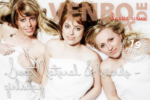 Sweetnatural - `And Friends - Girlsday` - by Tom Hiller for VENBO