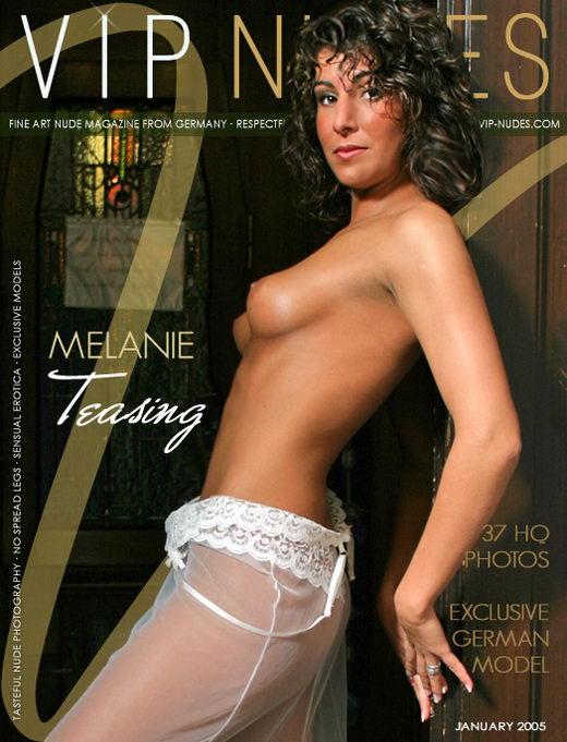 Melanie - `Teasing` - for VIPNUDES