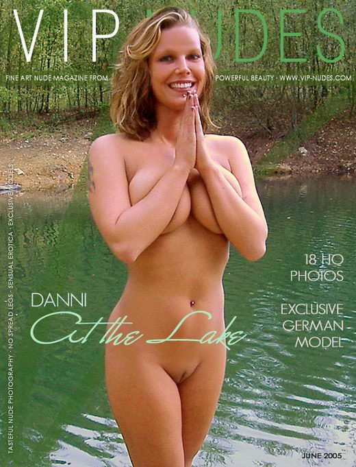 Danni - `At the Lake` - for VIPNUDES